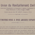 Union du ravitaillement civil