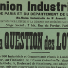 Union industrielle de Paris et du Département de la Seine